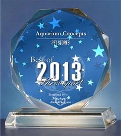 aquarium award